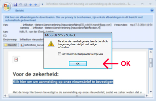Outlook instructie 3