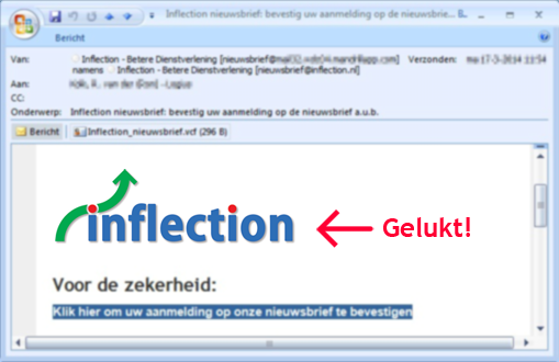 Outlook instructie 4